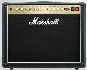 Marshall Tube Combo Amplifier #DSL40C