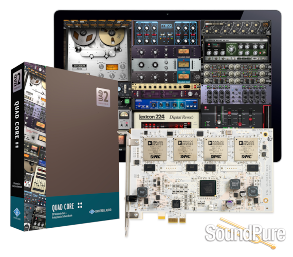 Universal Audio QUAD PCIe