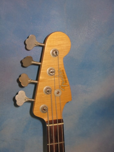 Fender® Custom Shop Precision Bass® Relic®