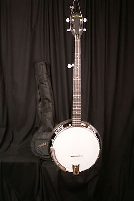 Gold Tone Cripple Creek Bluegrass 5-string package