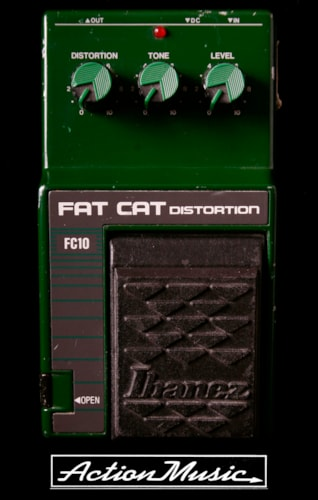Ibanez Fat Cat Distortion FC10