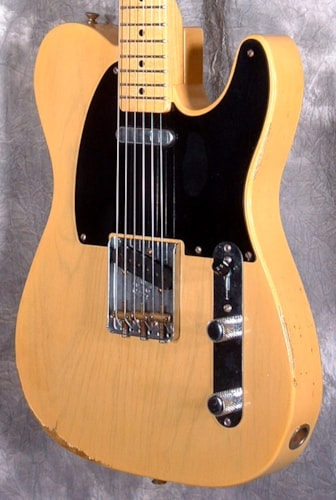 2012 Fender® Custom Shop 1951 Relic® Nocaster