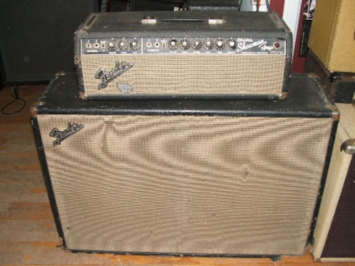 ~1966 Fender® Dual Showman® head