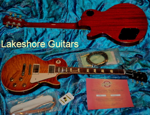 2003 Gibson 59 Les Paul Historic R9 Brazilian