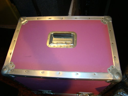 1994 Anvil Road Case Mark Boogie Size/Duncan Convertable 100 size