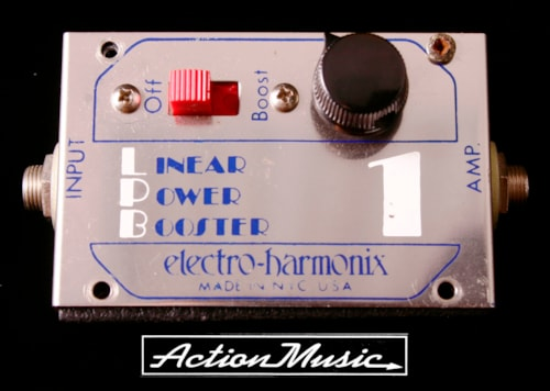Electro-Harmonix Linear Power Booster 1