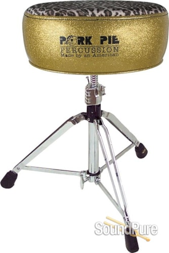 Pork Pie Percussion Gold