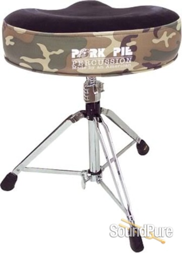 Pork Pie Percussion Big Camo