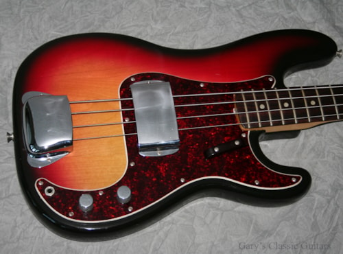 1973 Fender Precision (#FEB0265)