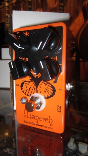 2016 EarthQuaker Devices Monarch Overdrive