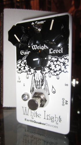 2016 EarthQuaker Devices White Light Overdrive