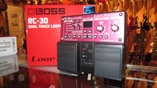 2015 Boss RC-30 Loop Station