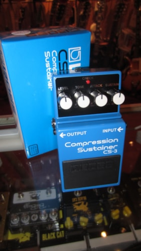 2015 Boss CS-3 Compressor