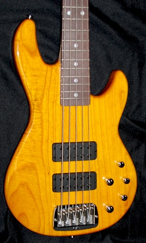 G&L M2000 5 String Active Bass USA