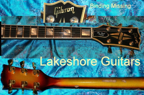 1981 Gibson LES PAUL CUSTOM GOLD BURST