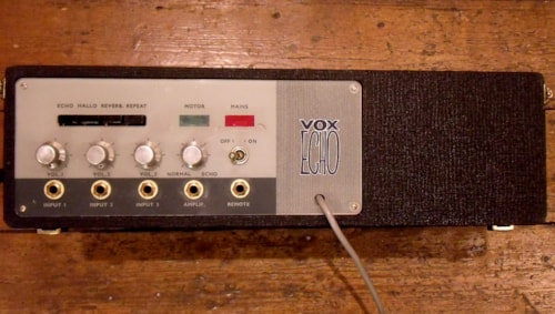 "~1964 Vox ""LONG TOM"" ECHO"