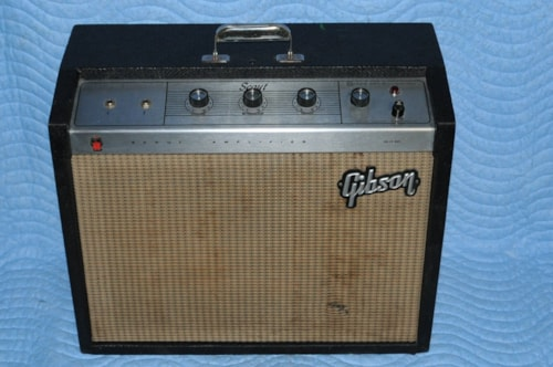 1965 Gibson SCOUT GA17 RVT