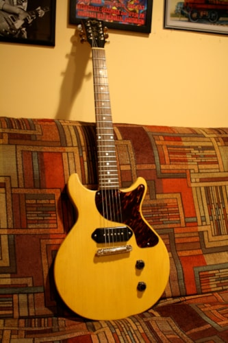 Potvin Guitars Project 58