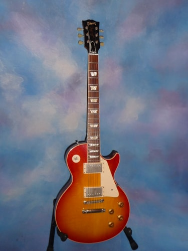2006 Gibson '58 Les Paul Historic Reissue Plaintop LP