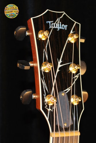 Taylor Custom Grand Concert Clint Black #24/100