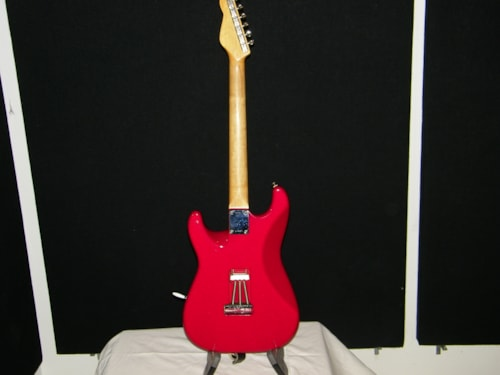 1999 Alleva Coppolo dakota red Strat®