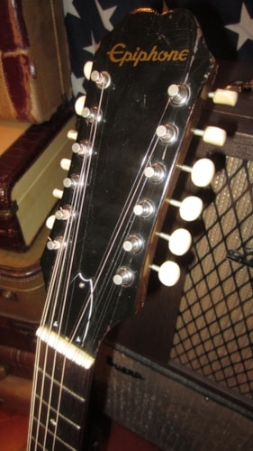 1968 Epiphone FT-85 Serenader 12 String Acoustic