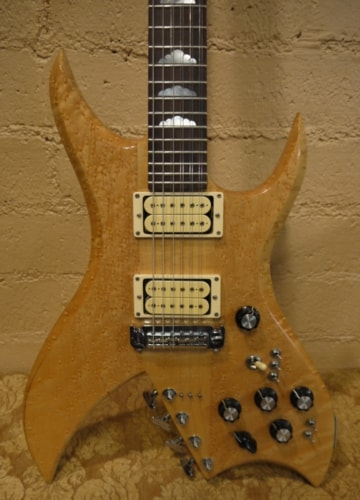 1978 BC Rich Bich 10 String Natural gt Guitars Electric