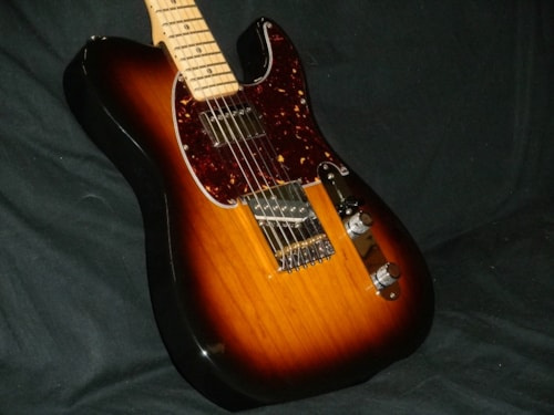 2014 G&L-USA ASAT Classic Bluesboy Semi-Hollow