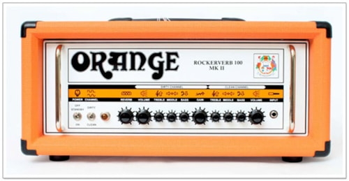 2013 Orange Rockerverb 100 MK II