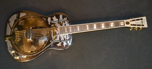 2012 Dean Thin Body Resonator