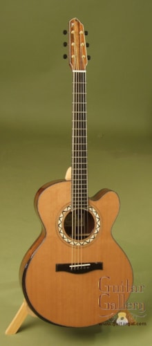 2012 Maingard OM Cutaway on Temp Sale