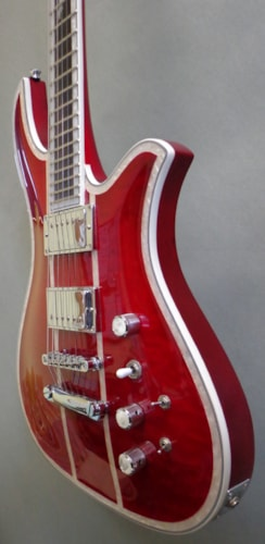 2009 B.C.Rich Eagle Classic Deluxe