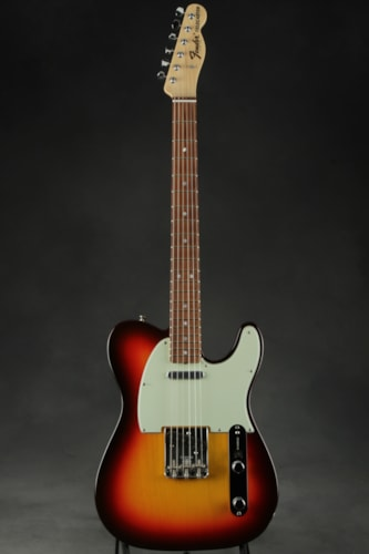 Fender® Custom Shop 1969 Telecaster® NOS - Three Tone Sunburst