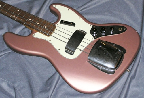 2005 Fender® Custom Shop Jazz Bass® Relic®