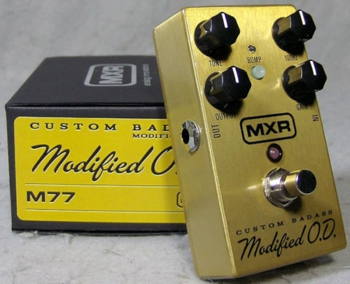 MXR Modified O.D.