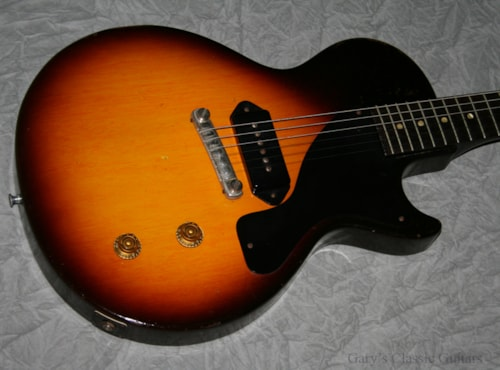 1958 Gibson Les Paul Junior, Jr (#GIE0698)
