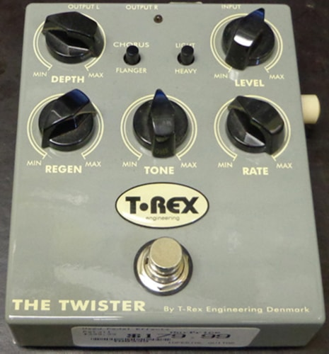 2010 T-Rex The Twister