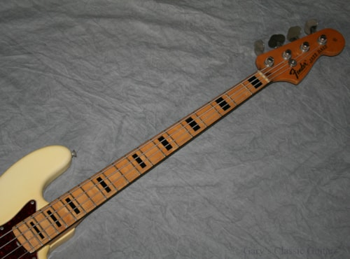 1973 Fender® Jazz Bass® (#FEB0260)