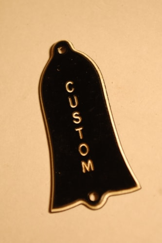 1952 Gibson soapbar P 90 pickup covers