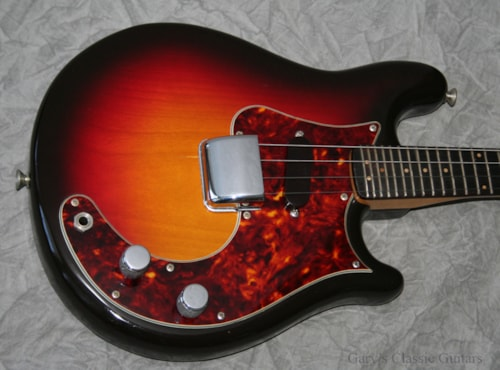 1961 Fender Mandocaster (#FEE0707)