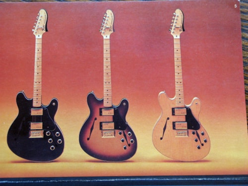 1976 Fender® The Collected Works of Fender® Catalog