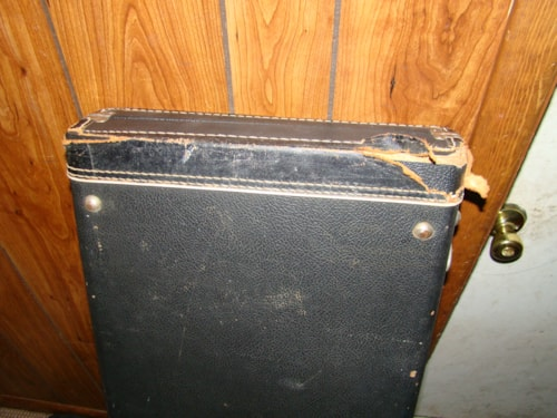 1968 Fender® Jazz/Pre Bass Case