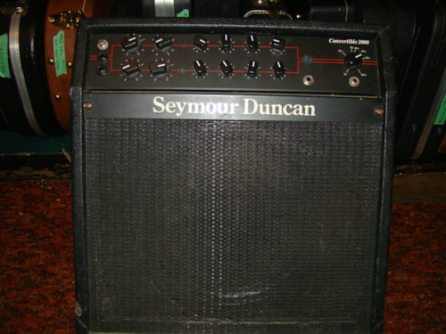 Seymour Duncan Convertible Amp Parts