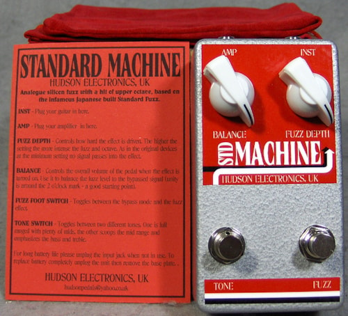 Hudson Electronics Standard Machine