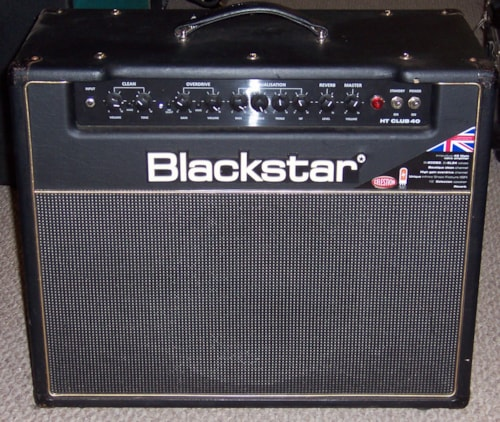 ~2012 BLACKSTAR HT Club  40