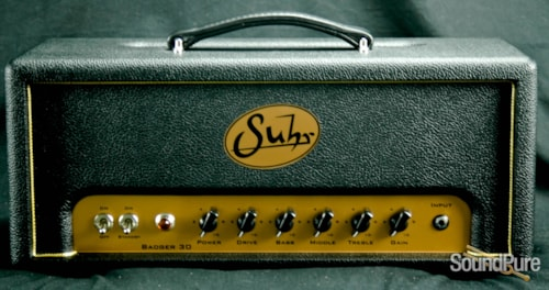 John Suhr Amplifiers Suhr Badger 30 Head