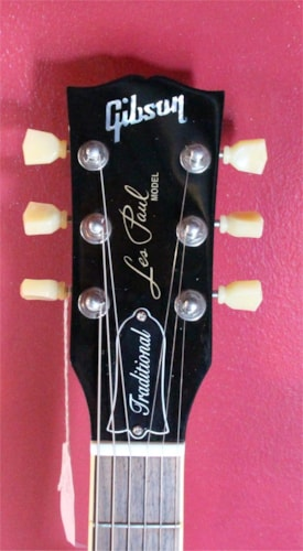 2009 Gibson Les Paul Traditional