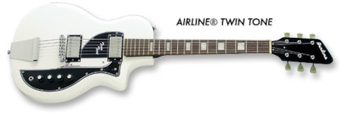 2013 Eastwood/Airline Airline Twin Tone