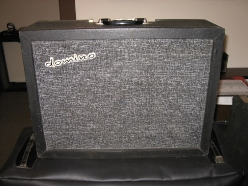 1962 Jennings Jennings Domino Amplifier