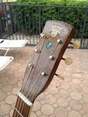 ~1936 National /DOBRO M35 Fiddle Edge